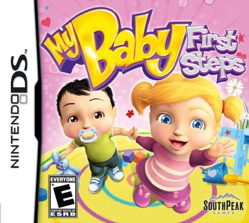 My Baby First Steps - Nintendo DS - 1