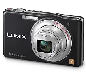 Panasonic Lumix DMC-SZ1EF-K Appareil photo numérique 16,1 Mpix Noir