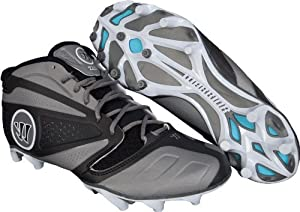 Warrior Burn 7.0 Mid Cleats [MENS] by Warrior
