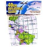 Henbrandt Inflatable World Globe
