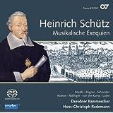 Schütz : Musikalische Exequien. Mields, Schneider, Kobow, Rademann.