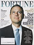 img - for Fortune Magazine January 17, 2011 Chief Justice John Roberts (Vol 163, No. 1) book / textbook / text book
