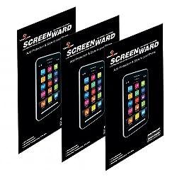 Redmi 2S Screen protector, Scratch Guard, Screenward (Pack of 3) Clear Screen Protector Scratch Guard For Xiaomi Redmi 2S