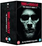 Sons Of Anarchy: Complete Seasons 1-7 [DVD]