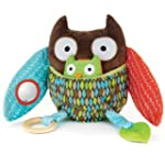 Skip Hop Hug and Hide Activity Toy (Owl)