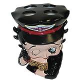 Betty Boop Toothbrush Holder - Motorcycle Biker