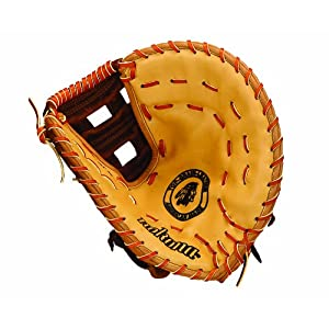 Nokona Pro Line Leather First Baseman's Glove (12.5-Inch)