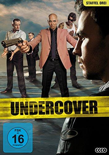 Undercover - Staffel 3 [4 DVDs]