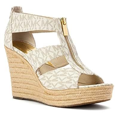 Amazon.com: MICHAEL Michael Kors Damita Wedge: Shoes