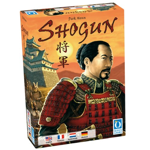 Queen Games 60451 - Shogun, Brettspiel