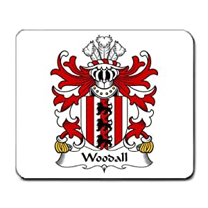 Amazon Com Woodall Family Crest Coat Of Arms Mouse Pad