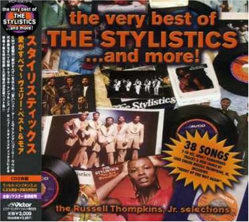 The Stylistics - Very Best Of The Stylistics - Zortam Music