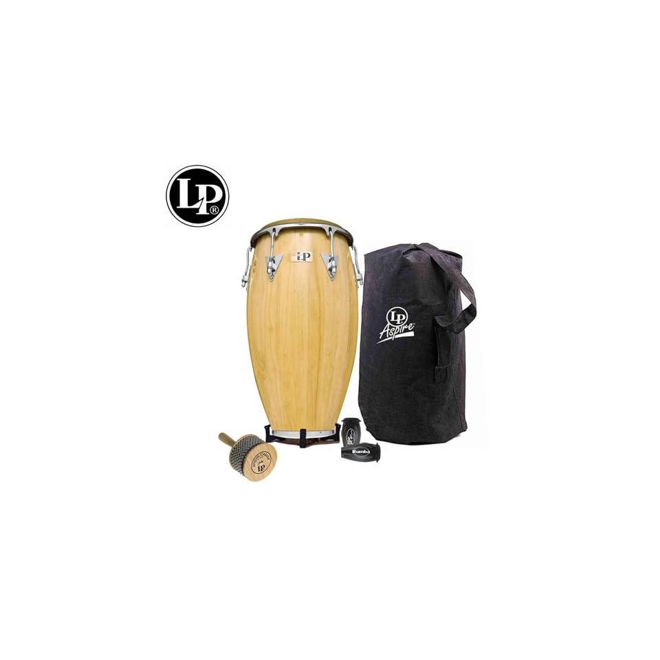 Latin Percussion Lp Classic Model 11 3 4 Conga Drum Lp559x Awc Aspire Lpa 647 Vsb 12 Set Natural Finish