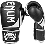 Venum Challenger 2.0 Boxing Gloves, Black, 14-Ounce
