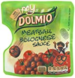MY DOLMIO Meatball Bolognese Sauce 150 g (Pack of 8)