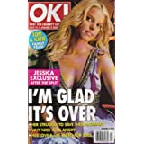 OK Weekly Magazine Jessica Simpson January 9, 2006 Issue (Olivia Wilde, Naomi Watts, Andrea Bowen)