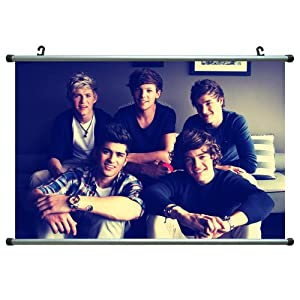 One Direction 21x14 Artists ArtPrint Scroll Poster 053C by CCEE