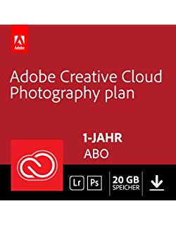 Adobe Creative Cloud Foto-Abo