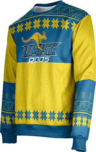 ProSphere Adult University of Missouri-Kansas City Ugly Holiday Jingle Sweater