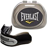 Everlast One Size Brain Pad Mouth Guard (Black)
