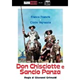 "Don Chisciotte and Sancho Panza [IT Import]von ""Aldo Bufi Landi"""
