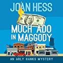 Much Ado in Maggody Audiobook by Joan Hess Narrated by Kristin Kalbli