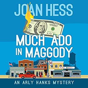 Much Ado in Maggody Audiobook