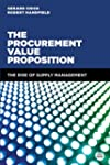 The Procurement Value Proposition: Th...