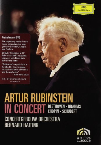 Arthur Rubinstein in Concert [DVD] [Import]