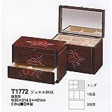 Amazon.co.jp鎌倉彫 ジュエルボックス1772