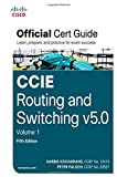 CCIE Routing and Switching v5.0 Official Cert Guide, Volume 1 (5th Edition)