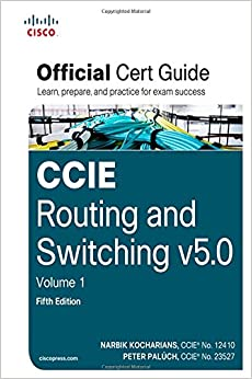 ccie routing and switching version 5 official exam certification guide