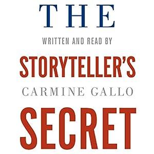 The Storyteller's Secret Hörbuch