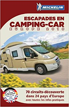 guide camping car europe 2010 michelin camping guides. Black Bedroom Furniture Sets. Home Design Ideas
