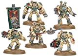 Warhammer 40,000 Dark Angels Deathwing Command Squad / Deathwing Terminators / Deathwing Knights (2013, 6 models)