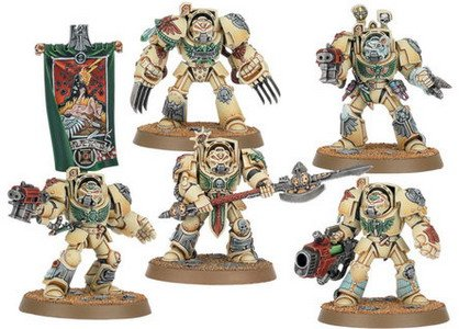 Dark Angels Deathwing Command Squad by Games Workshop (Space Marine Apothecary compare prices)