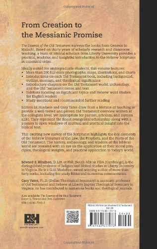 The Essence of the Old Testament A Survey Free Download Book