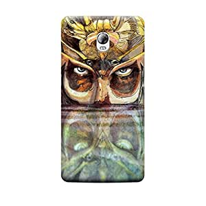 Ebby Premium Printed Mobile Back Case Cover With Full protection For Lenovo Vibe P1 (Designer Case)
