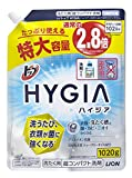 トップ ハイジア 洗濯洗剤 液体 詰替特大 1020g