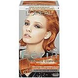 L'Oreal Paris Feria Hair Color, Power Copper C74 Copper Crave Intense Copper