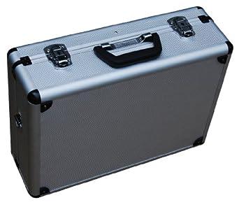 "Vestil CASE-1814 Aluminum Storage Case, 18"" Length, 14"" Width, 6"" Height"