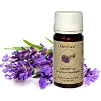 Devinez Lavender, Sandalwood Essential Oil For Electric Diffusers/ Tealight Diffusers/ Reed Diffusers, 15ml Each