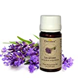 Devinez Lavender, Orange Blossom Essential Oil for Electric Diffusers/ Tealight Diffusers/ Reed Diffusers, 60ml each