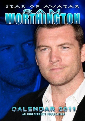 Sam Worthington (Avatar) 2011 Calendar - A3 Poster Size - By Dream