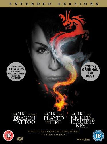 The Girl Who... Millennium Trilogy (Extended Versions) [DVD]