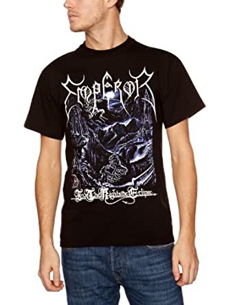T-shirt Emperor - In the nightside S (T-shirt taille Small)