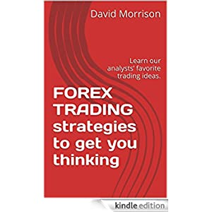 Trading strategies to get you thinking