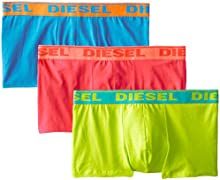 Comprar Diesel Umbx-Shawnthree-Pack, Bóxer Hombre, ( lot de 3 )