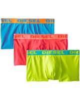 Diesel Men's Shawn Fresh and Bright 3-pack Trunk