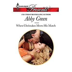 When Christakos Meets His Match Audiobook